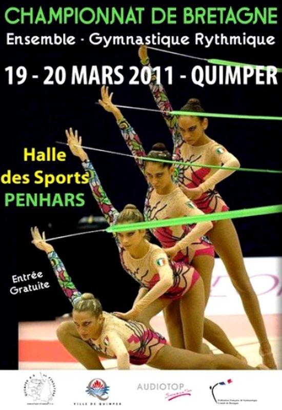 Championat Régional des Ensembles à Quimper le 19&20 Mars :)