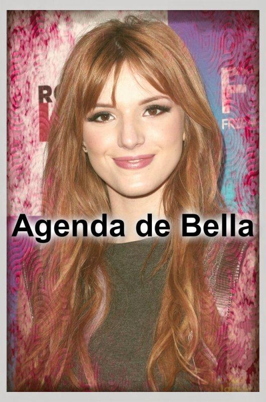 Agenda de Bella
