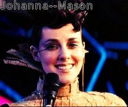 Hunger Games vu par Johanna Mason