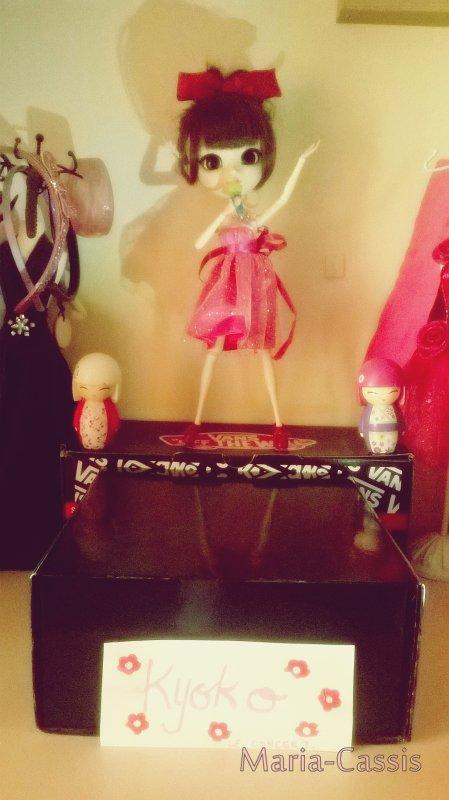 Concour de Plume Dolls