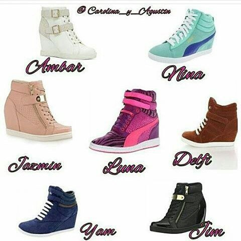 chaussure correspondante5