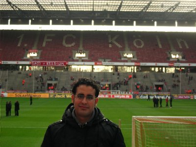in Köln/ à Cologne