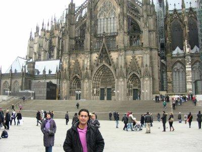 la cathédrale de Cologne/ Cathedral