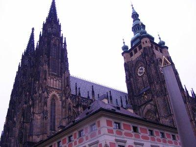 Prager Burg-  Tchéquie