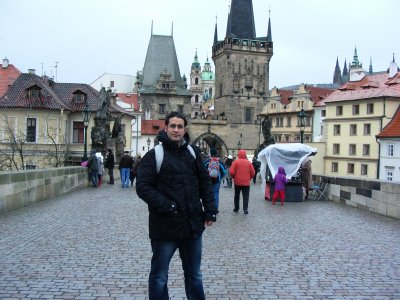 Charles Bridge (Czech)