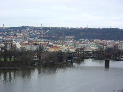 Moldau river