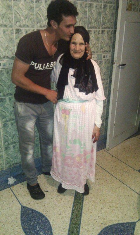 أخت جدتي