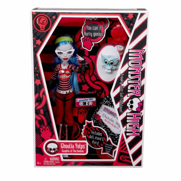"""Monster High """"Ghoulia Yelps"""""""