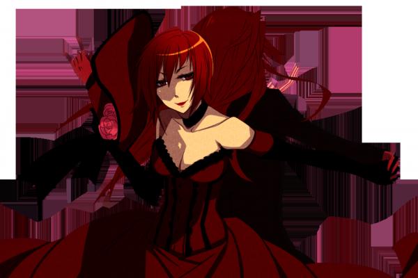 ♦Akashitsuji prologue : ''La mort de la dame en rouge''♦
