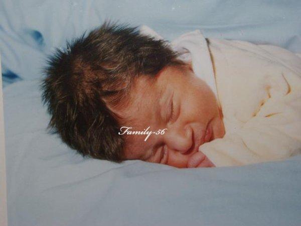 notre 1er enfant, Samuel