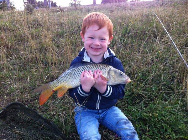 1et 2kg futur fisherman :)
