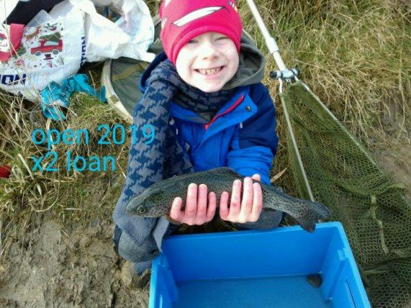 Open trout 2019 loan