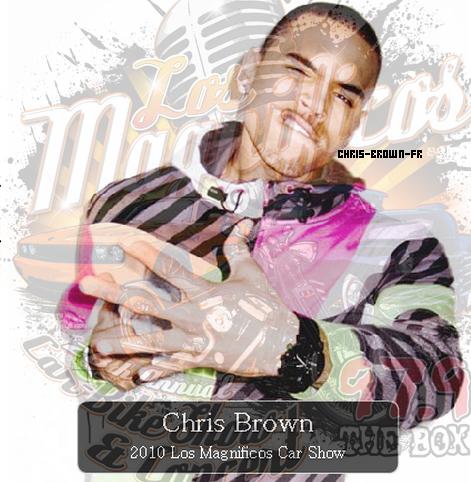 . Chris Brown en Concert à Houston . Ma Partenaire un blog spécial Chiffres/Commentaires.