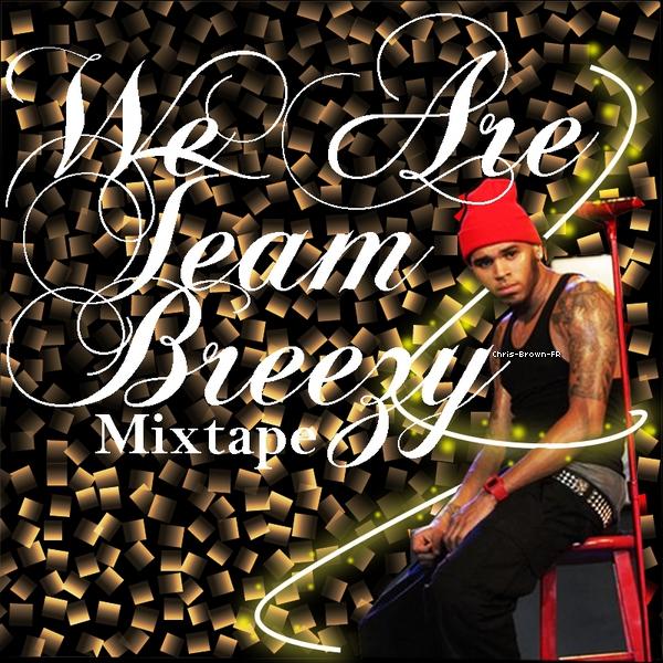 . We Are TeamBreezy (Projet Mixtape) .