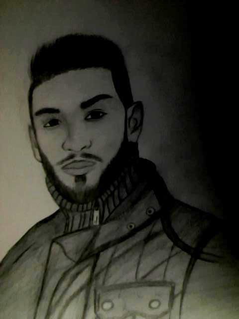 Nouveau dessin 2013 ! Ahmed <3