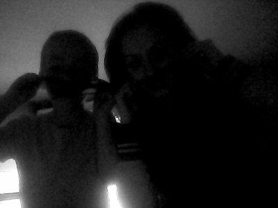 Avec Mon neveu <3