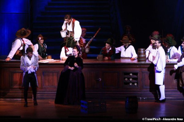 quelle que images du spectacle de mozart l opera rock