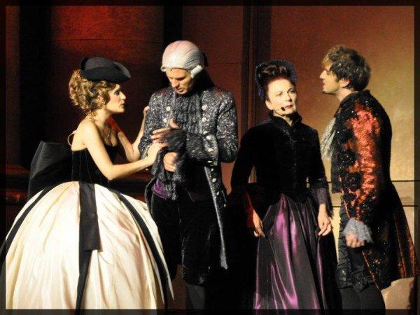 la famille Mozart