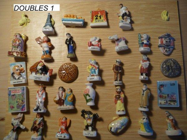 DOUBLES 1