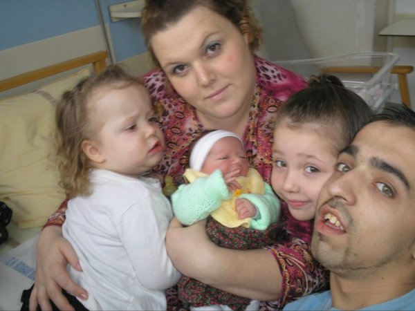 nous notre  petite famille