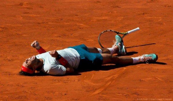 bravo à Nadal pour gagner son 3ème titre de Madrid Open