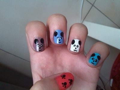 Tuto : déco ongles animaux