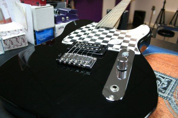 Guitare Avril Lavigne