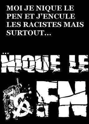 No Racisme !!!!!!!!!!