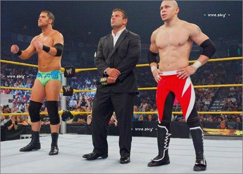 Résultats de NXT 31/07/10