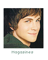 **  Teen Vogue  Logan à fait deux photos pour Teen Vogue mais laquelle est ta préféré ? :D    **