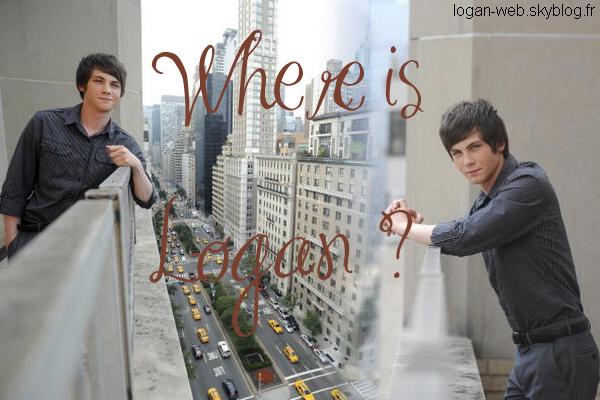 * Un mois sans nouvelle de Logan ça fait mal !  :o **