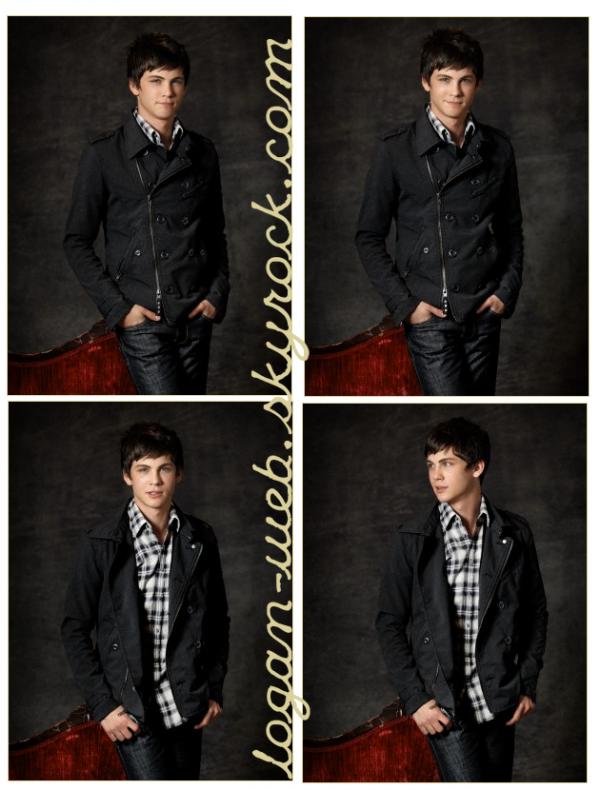 * Découvre ou redécouvre un photoshoot de Logan avec des nouvelles photos qui sont apparus :* Vos avis, m'intéresse ! ^^*