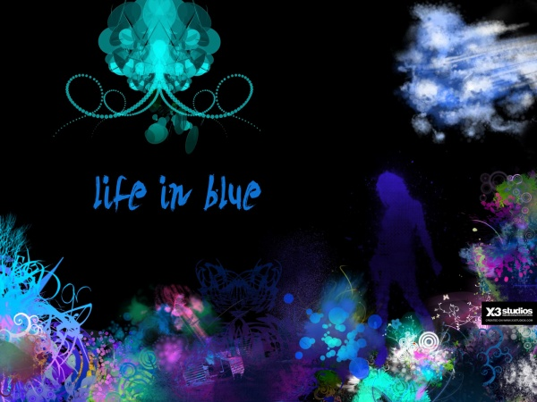 Life in blue(s)