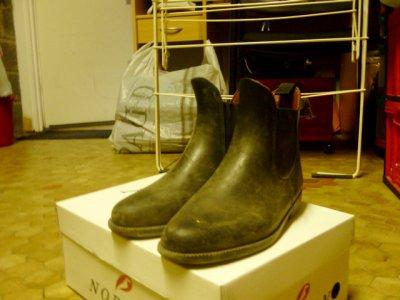 Boots Noir, Equithème *