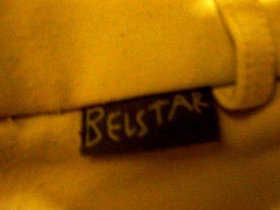 Pantalons Blanc, Belstar *