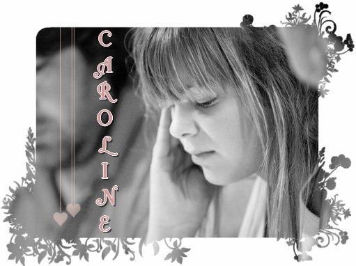 Remercions Caroline ♥