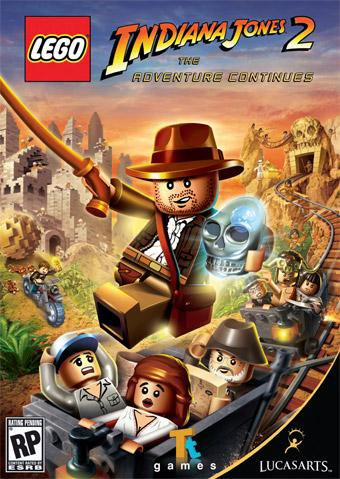 Lego Indiana Jones 2:L'aventure continue!