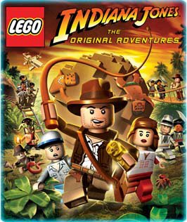 Lego Indiana Jones: la trilogie originale.