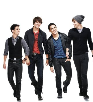5 photos des Big Time Rush