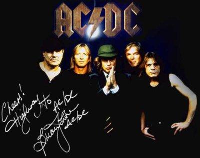 AC/DC, le Vendredi 27 Février 2009