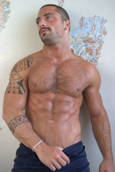 Homme Muscles