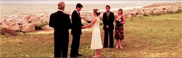 Premier Mariage de Naley à la Plage ♥ (2005)