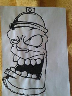 graff bombe