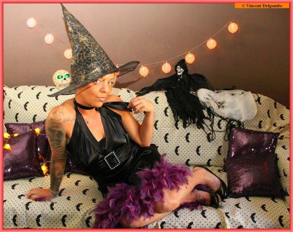 Rebecca d'Halloween