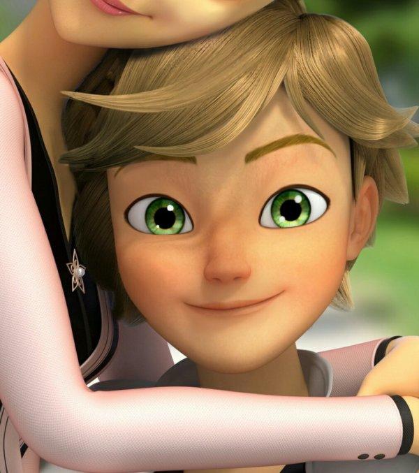 La mère d'Adrien