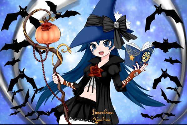Imy Malone la petite sorcière