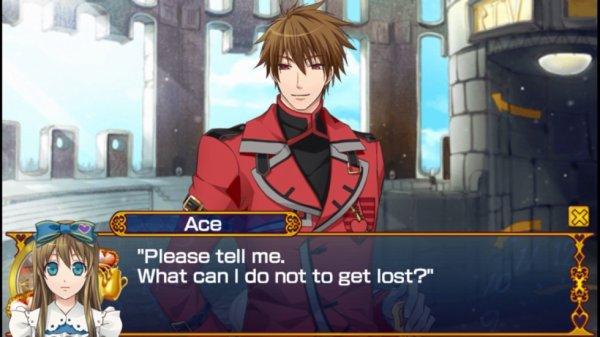 Le moyen pour qu'Ace ne se perd plus