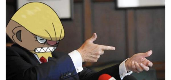 Quand Pokémon décide de devenir thug