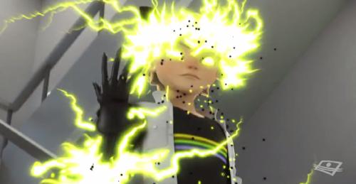 Adrien est un génie du mal