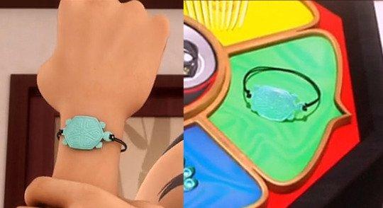 Théories Miraculous Ladybug le kwami de la tortue